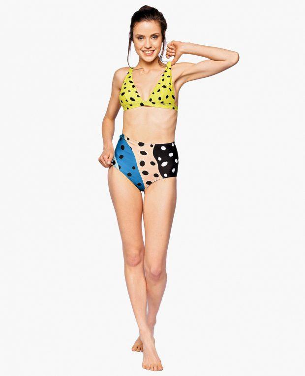 Women's Two-Piece Swimsuit HAKUNA MATATA