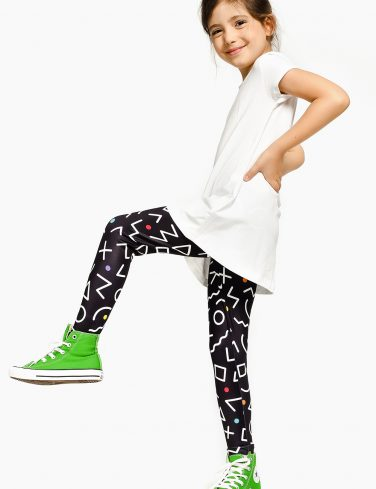 Kids Printed Leggins ALGO