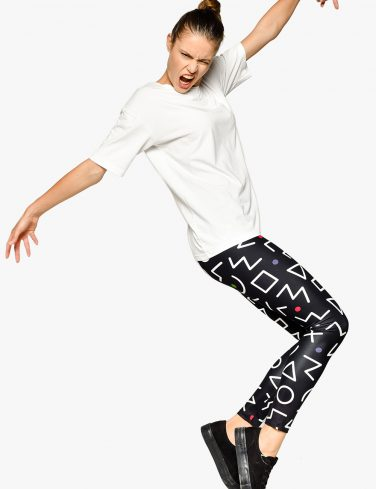 Women's Printed Leggings ALGO