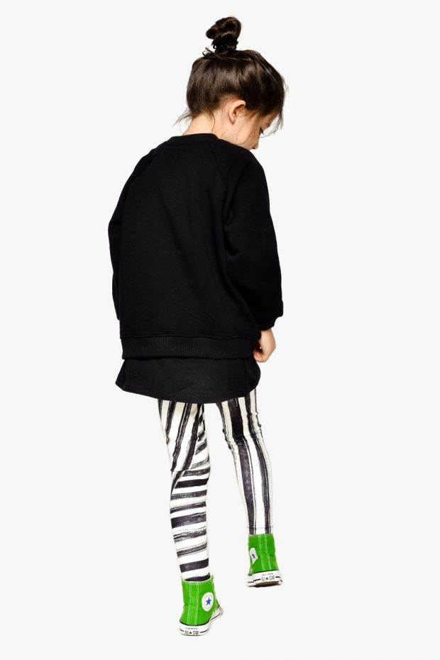 Girls Leggings LINES