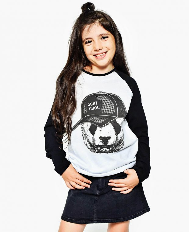 Kids Shirt JUST COOL