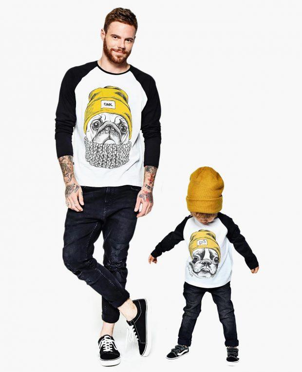 Kids Long Sleeve Tee COOLIO