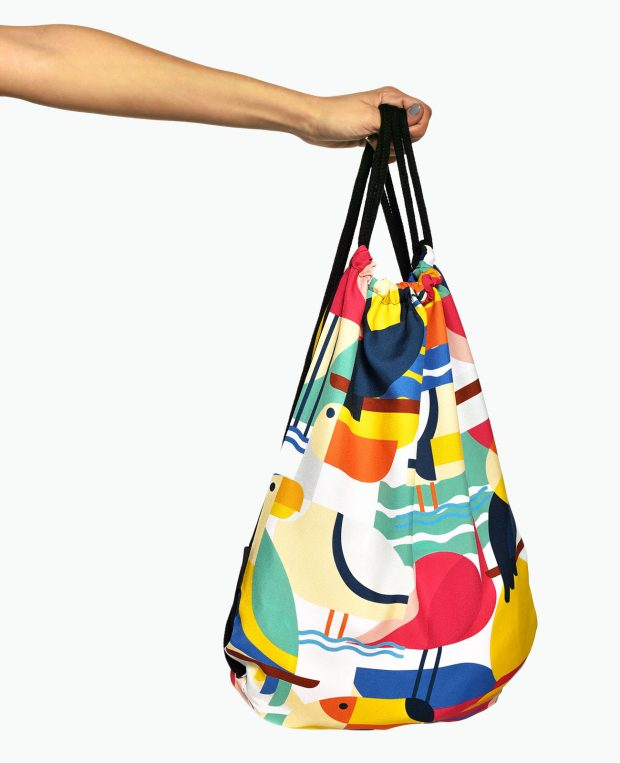Drawstring Bag BAHAMAS