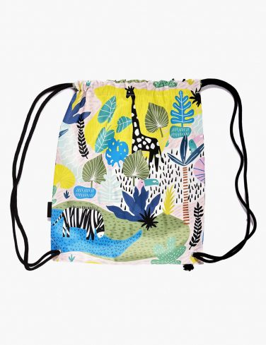 Drawstring Bag SAFARI