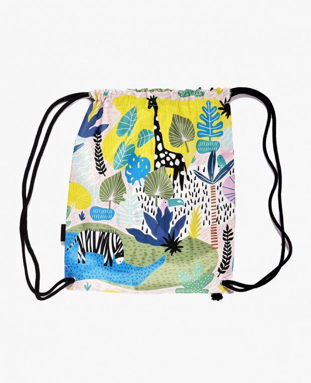Drawstring Bag SAFARI