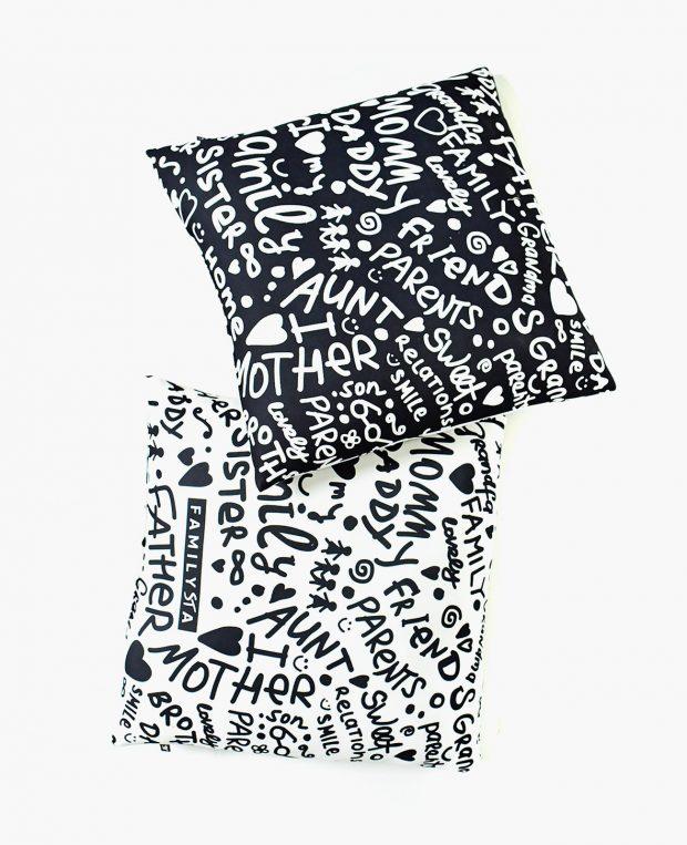 Decorative Pillow FAMILYSTA