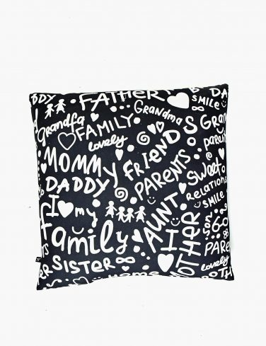 Decorative Pillow FAMILYSTA