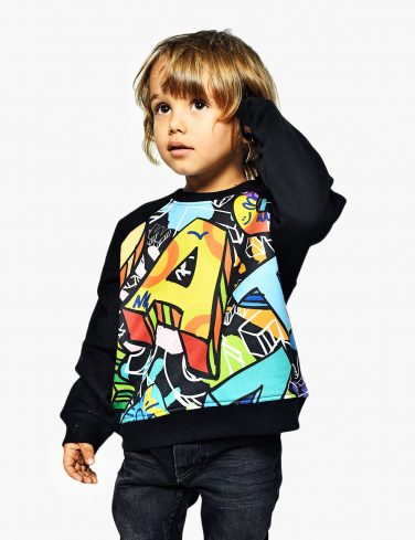 Kids Sweatshirt ABC