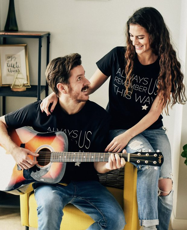 Women's T-Shirt ALWAYS REMEMBER