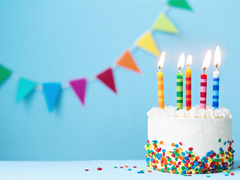 Торта за дестки рожден ден