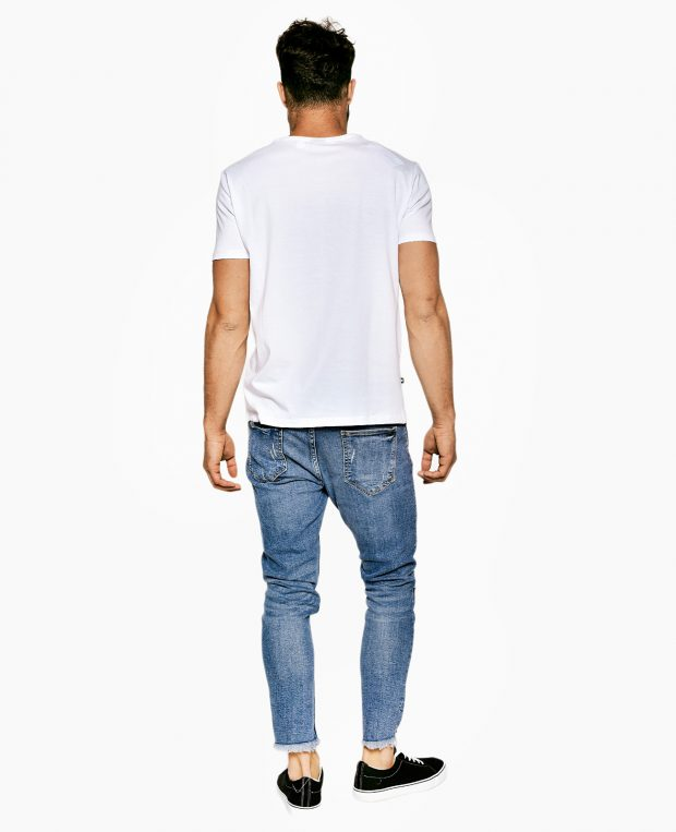 Men's White Tee MOMENTS
