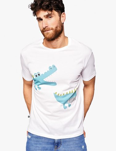 Men's T-Shirt CROCO LOCO
