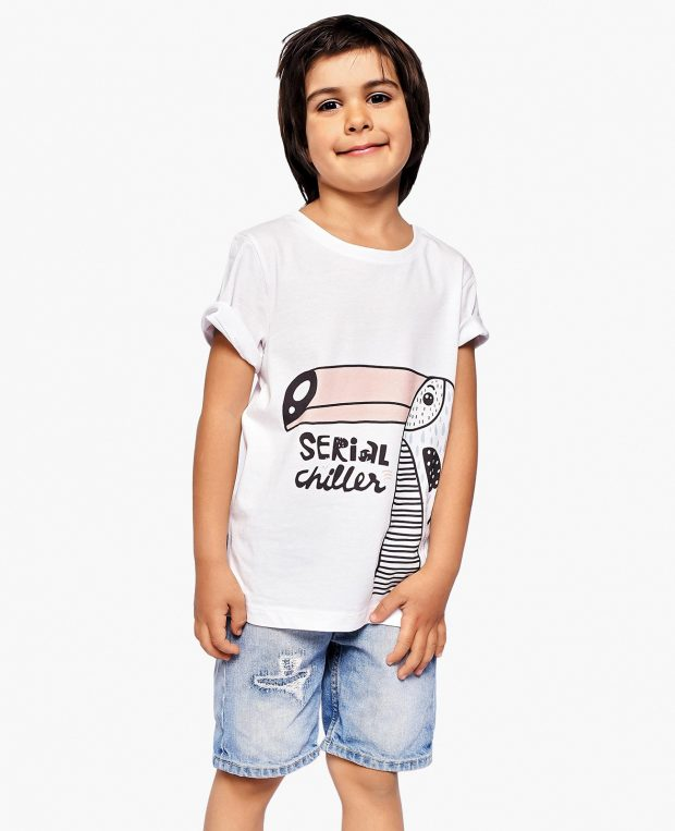Kids T-Shirt SERIAL CHILLER