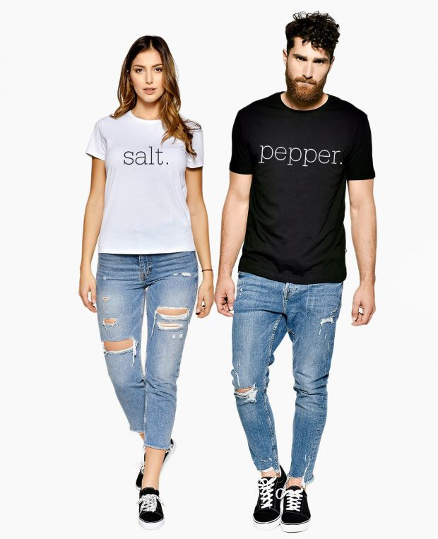 Men's Tee PEPPER