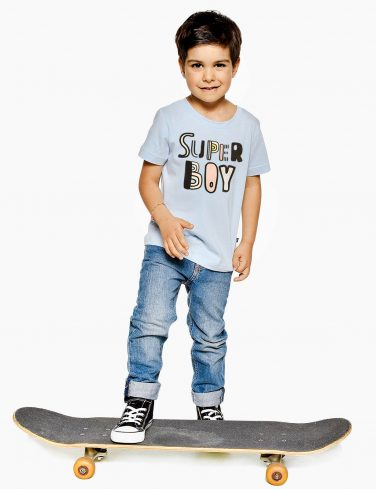 Kids T-Shirt SUPER BOY