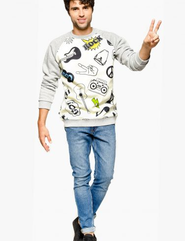 Men's Sweatshirt TRENDY