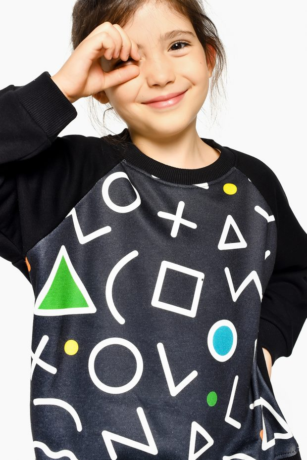 Kids Sweatshirt ALGO