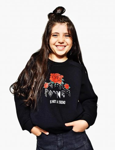 Kids Sweatshirt GIRL POWER