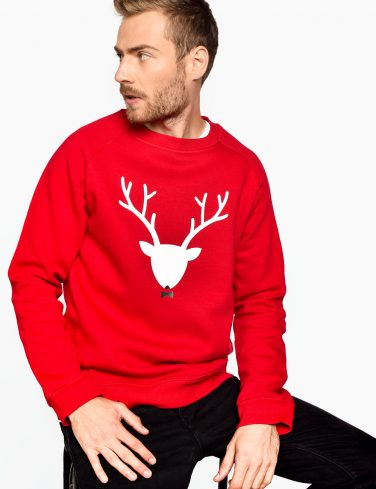 Men's Sweatshirt DEER