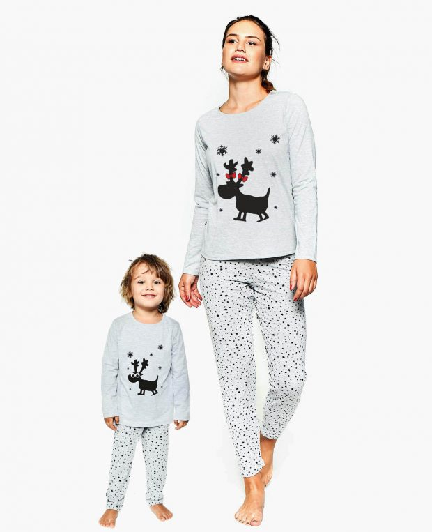 Women's Holiday Pajama FLAKE