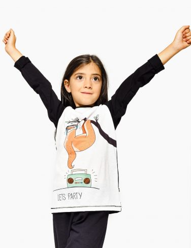 Kids Pajama Set SLOTH