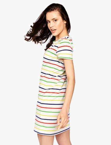 Women's Striped Dress TOMMY