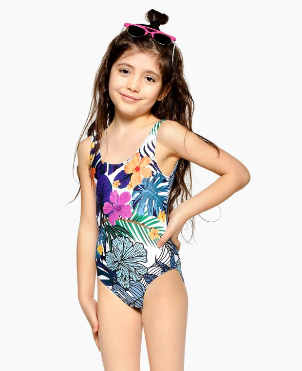Girls Swimsuit SAN TROPEZ