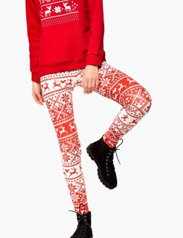 Women's Printed Leggings RUDOLF