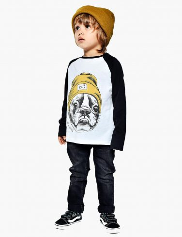Kids Long Sleeve Tee COOLIO