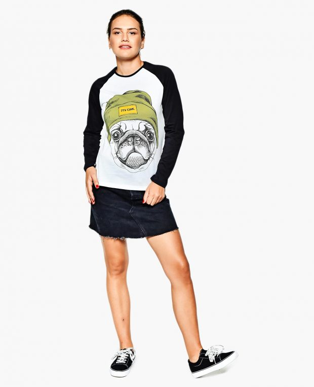 Women's Long Sleeve Tee COOLIO