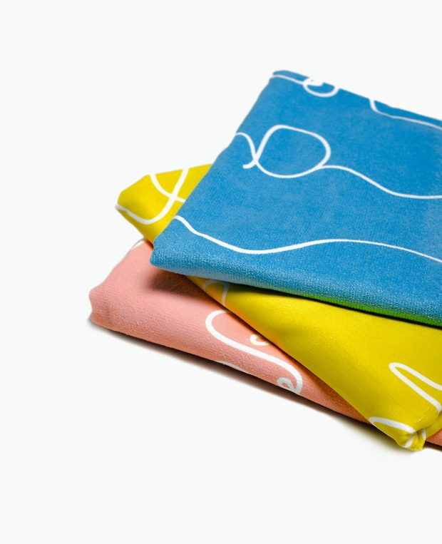 Beach Towel RESERVED FOR DAD