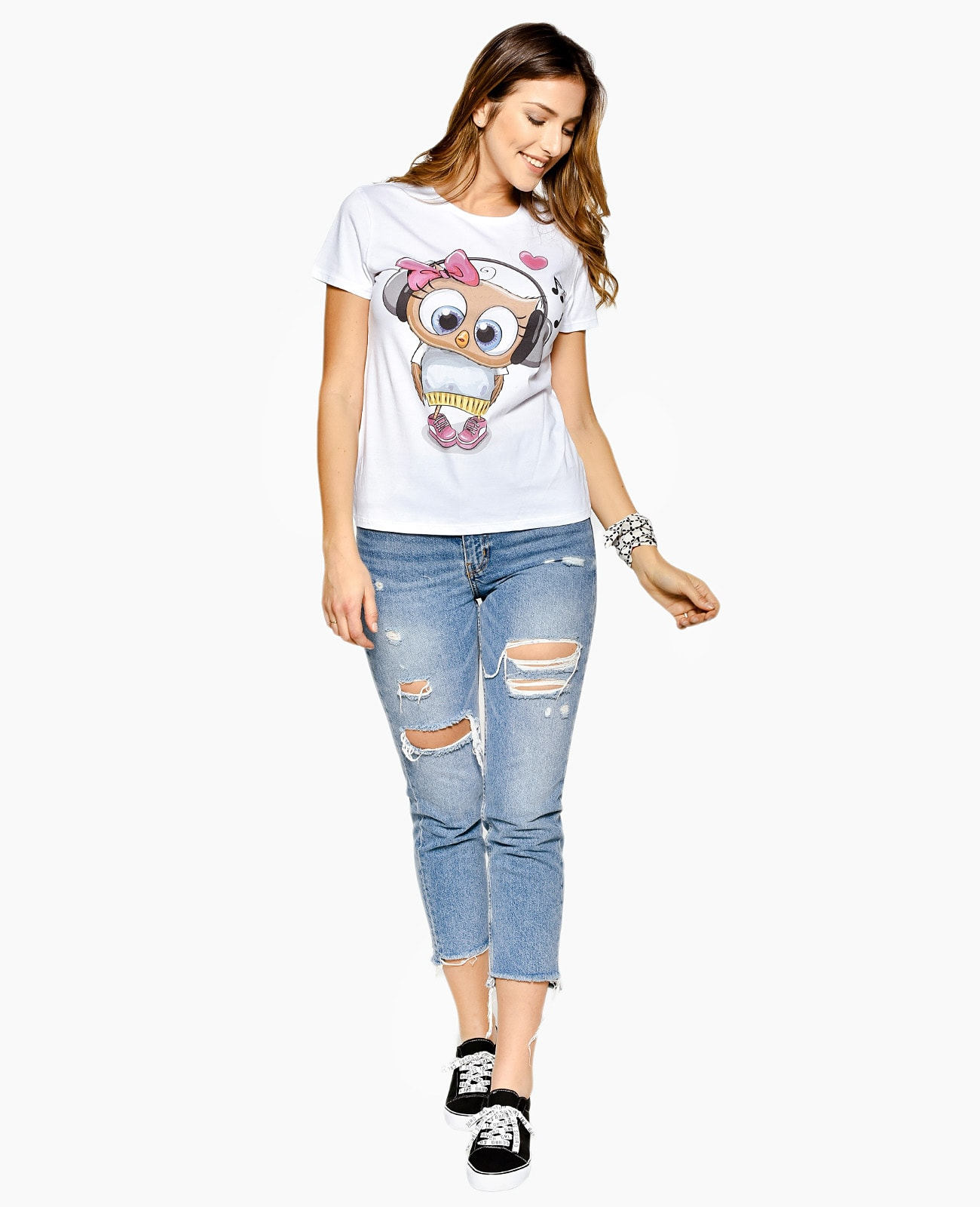 Women's Regular Fit T-Shirt CHICK