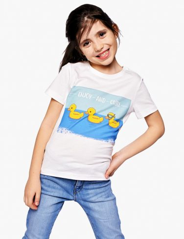 Kids T-Shirt POOL PARTY