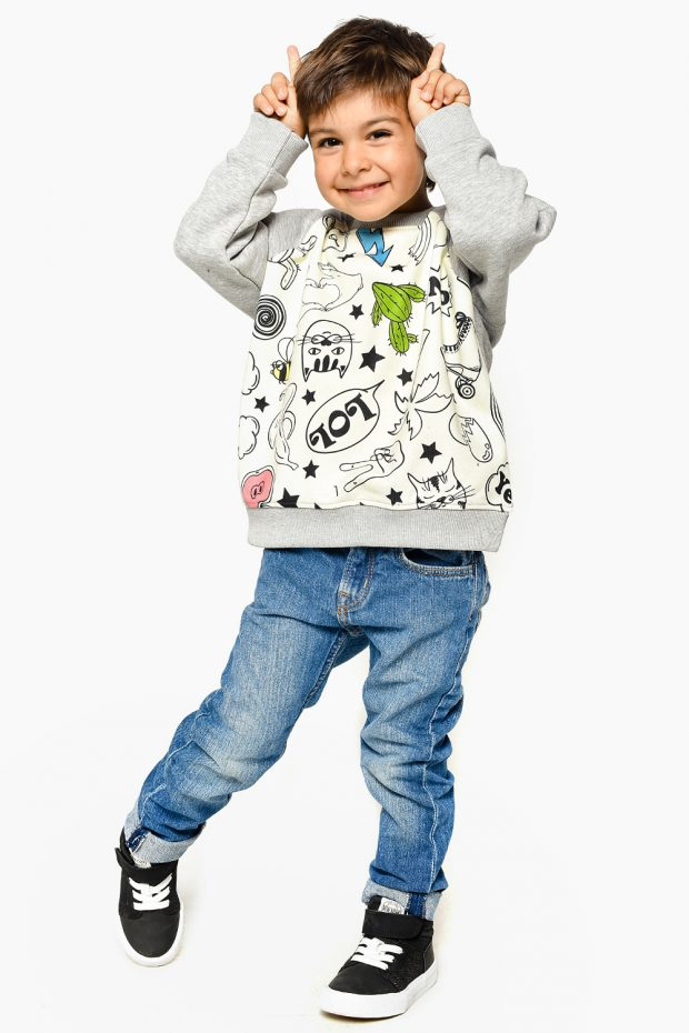 Kids Sweatshirt TRENDY