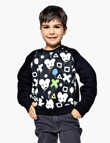 Kids Sweatshirt GRAFITTI