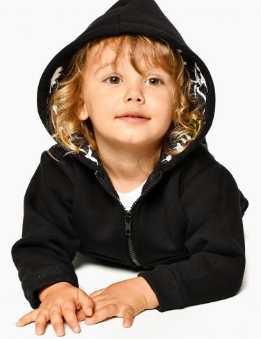 Kids Hooded Sweatshirt BROOKLYN