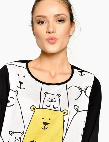 Women's Pajama MAMA BEAR