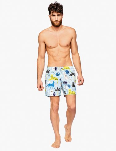 Men's Pattern Swim Shorts HAKUNA MATATA