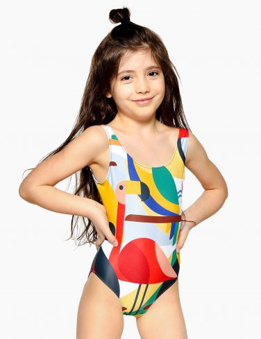 Girls Swimsuit BAHAMAS