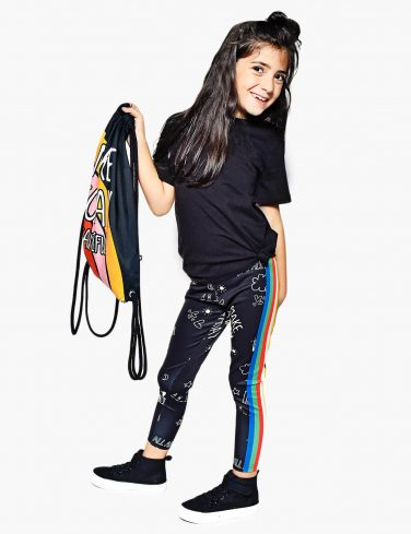 Girls Leggings RAINBOW