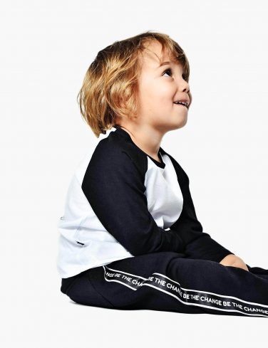 Kids Jogger BE THE CHANGE